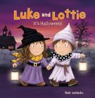 Boekomslag Luke and Lottie. It's Halloween