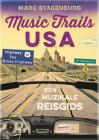 Boekomslag Music Trails USA