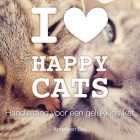 Boekomslag I love Happy Cats